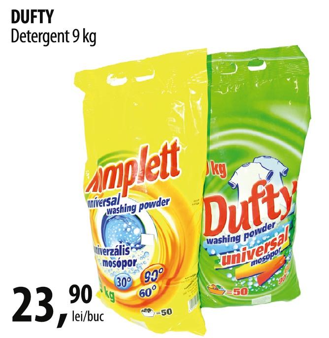 Detergent Duffy