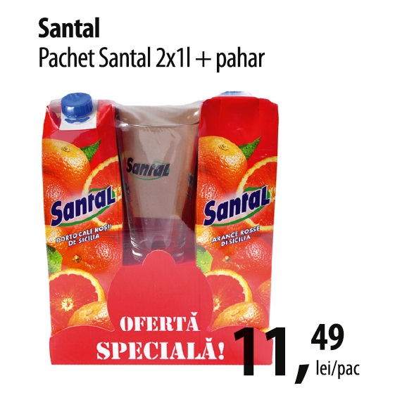 Santal Promo