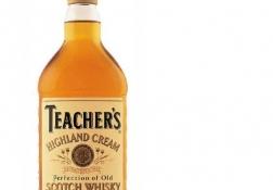 Teacher's Wiskey